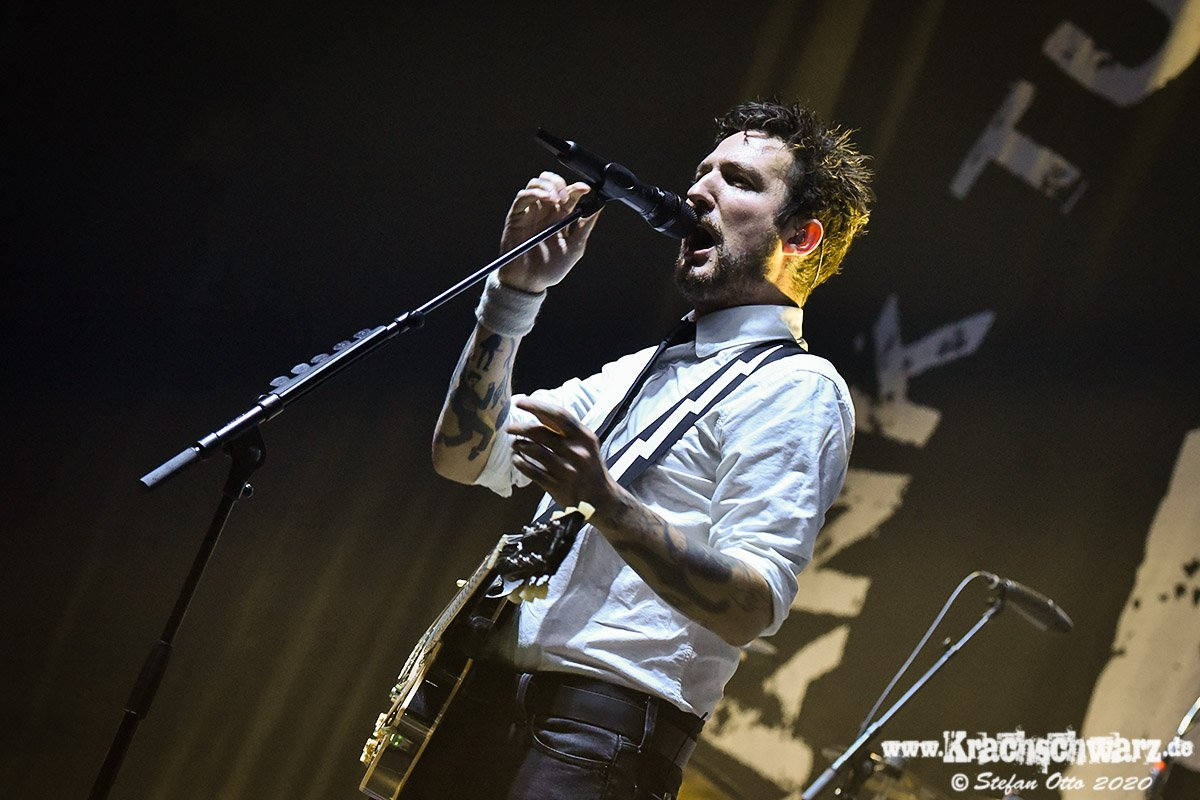 0220_Frank Turner + The Sleeping Souls @ Messe Chemnitz