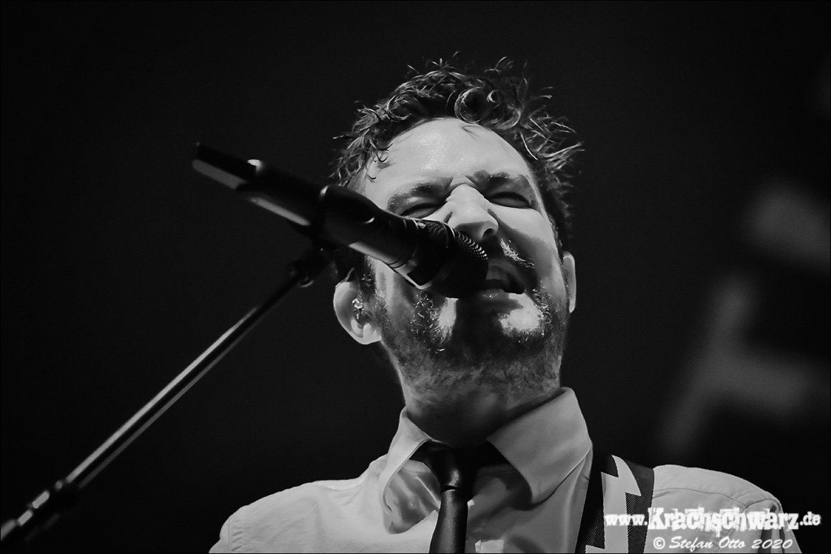 0224_Frank Turner + The Sleeping Souls @ Messe Chemnitz