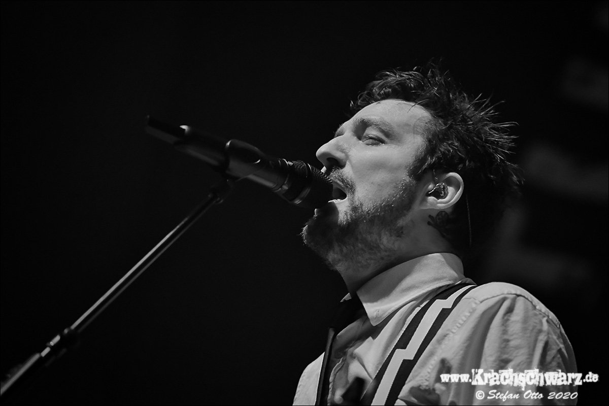 0225_Frank Turner + The Sleeping Souls @ Messe Chemnitz